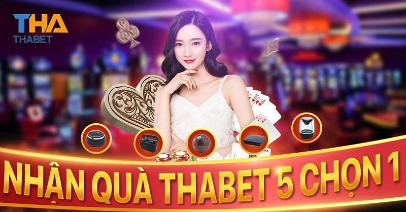 nhận quà thabet88